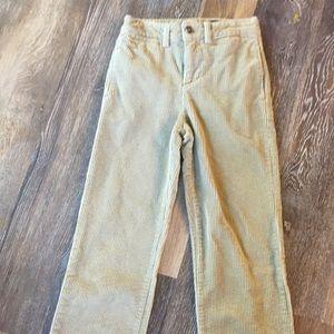 Boys size 8 Ralph Lauren corduroy pants